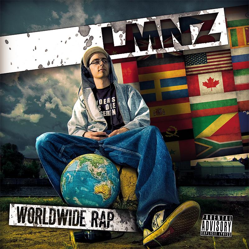 LMNZ Worldwide Rap CD